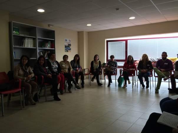 Encuentro de buscadores en Luarca