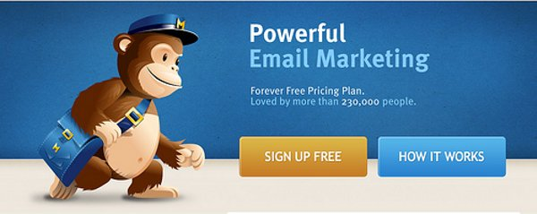 Mailchimp, para hacer marketing