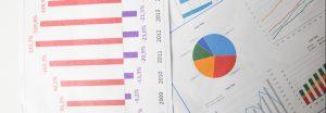 Gráfico con indicadores clave de rendimiento